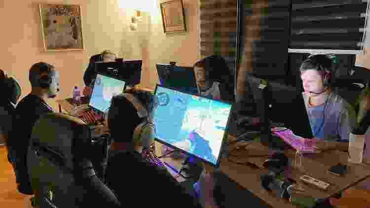 Sharks equipe Counter-Strike - Divulgação/Sharks Esports Team - Divulgação/Sharks Esports Team