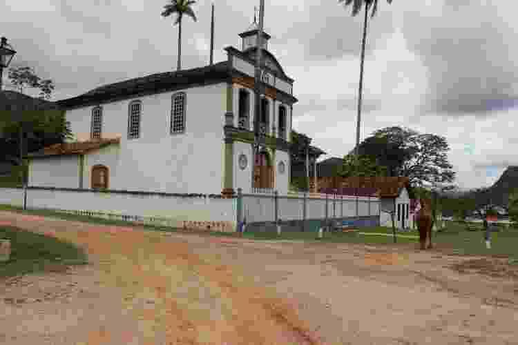 Capela do Sagrado Coração de Jesus - Leandro Cardoso/Iepha MG - Leandro Cardoso/Iepha MG