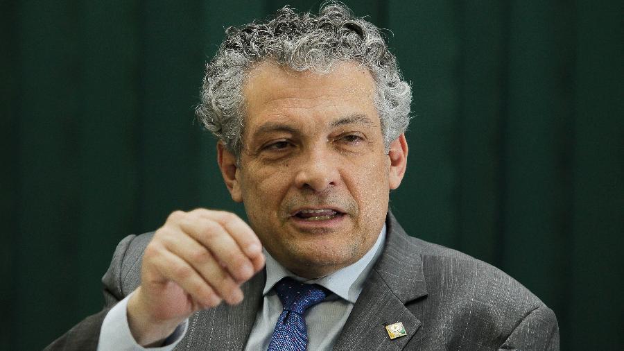 Ricardo Paes de Barros, um dos mais renomados especialistas brasileiros em políticas públicas, em foto de 2013 - Sérgio Lima/Folhapress