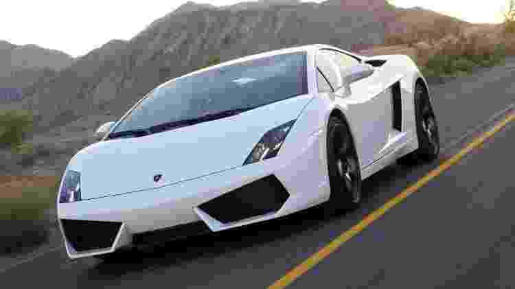 Lamborghini Gallardo 2009 - Divulgação - Divulgação