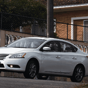 Nissan Sentra Unique - Murilo Góes/UOL