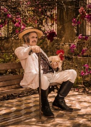 Coronel Jacinto Sá Ribeiro (Tarcísio Meira) - Caiuá Franco/TV Globo