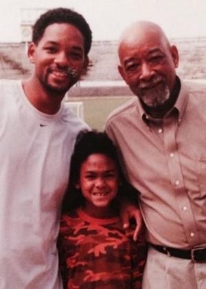 Ex-mulher de Will Smith posta foto do ator ao lado do pai e do filho - Reprodução/Instagram/Sheree Fletcher