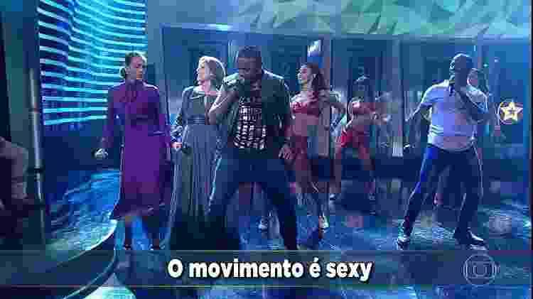 Braga Boys - Reprodução/TV Globo - Reprodução/TV Globo