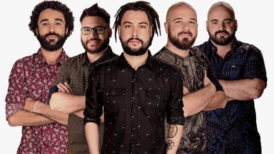 Banda Maneva faz show no Festival Urbanamente na Audio em SP - Divulgação