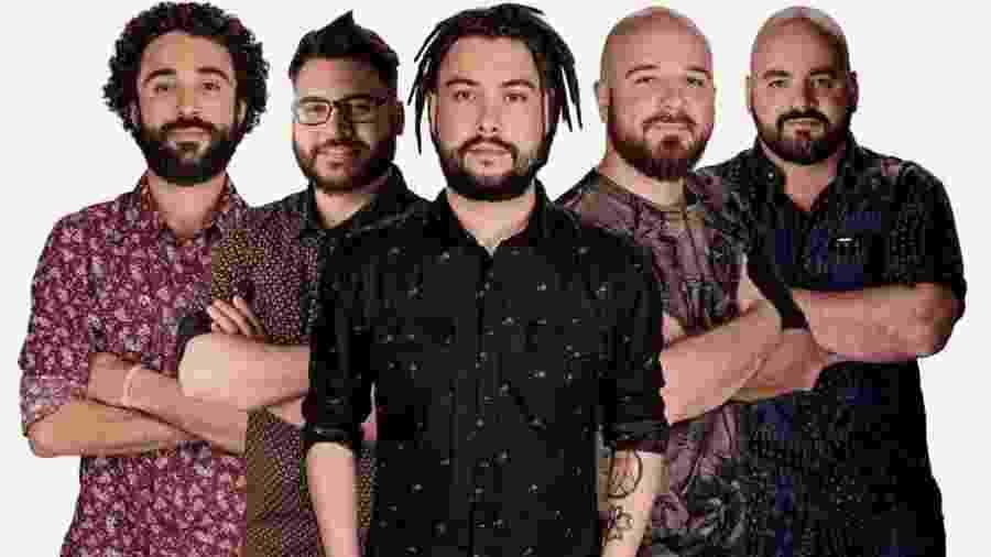 Banda Maneva faz show no Festival Urbanamente na Audio em SP Imagem   Divulgação ea920ad5c52
