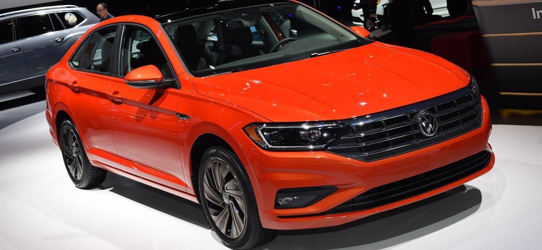 Volkswagen Jetta 2019 foi estrela de Detroit e chega ao Brasil no fim deste ano - Murilo Góes/UOL