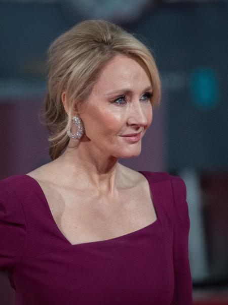 A escritora britânica J.K. Rowling - Getty Images