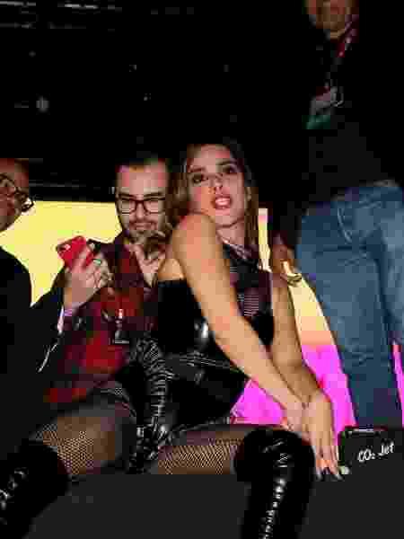 Wanessa participou do Festival Milkshake, em São Paulo - Thiago Duran/AgNews - Thiago Duran/AgNews