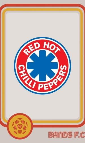 Red Hot Chlili Peppers (inspirado no do Bayern de Munique)
