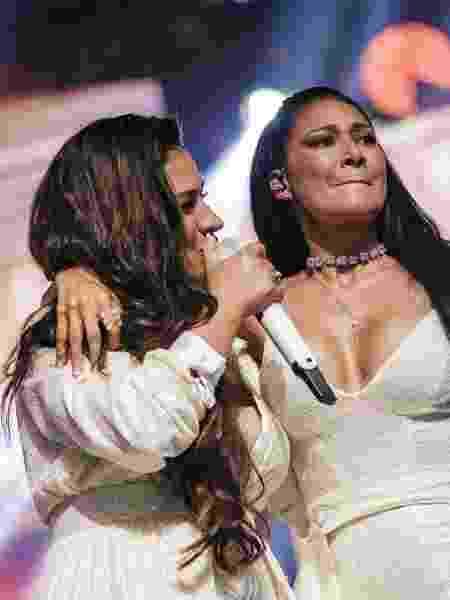 Simone e Simaria em São Paulo - Mariana Pekin/UOL