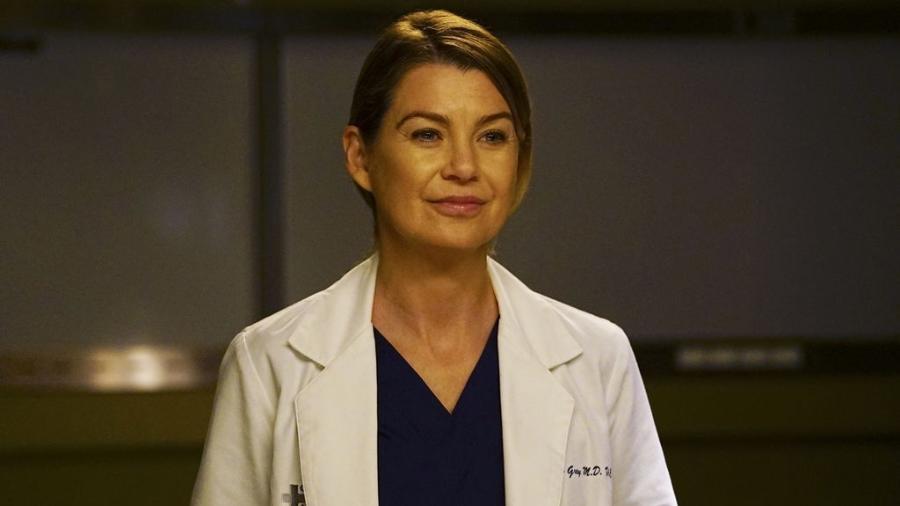 """Ellen Pompeo em cena de """"Grey""""s Anatomy"""" - Divulgação/Netflix"""