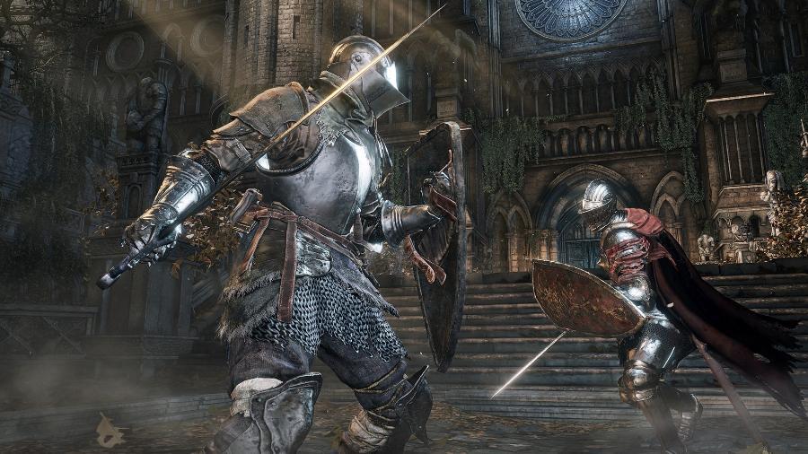 Dark Souls III - Divulgação