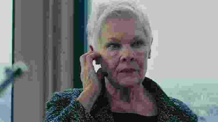 """Judi Dench em """"007 - Operação Skyfall"""" (2012) - Divulgação - Divulgação"""