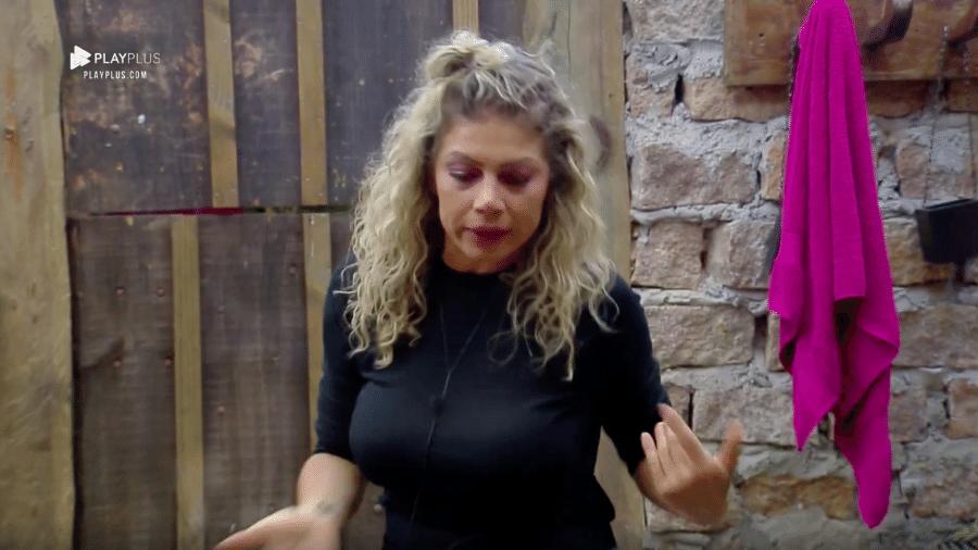 Catia Paganote critica Fernanda Lacerda após desentendimento  - Reprodução/PlayPlus