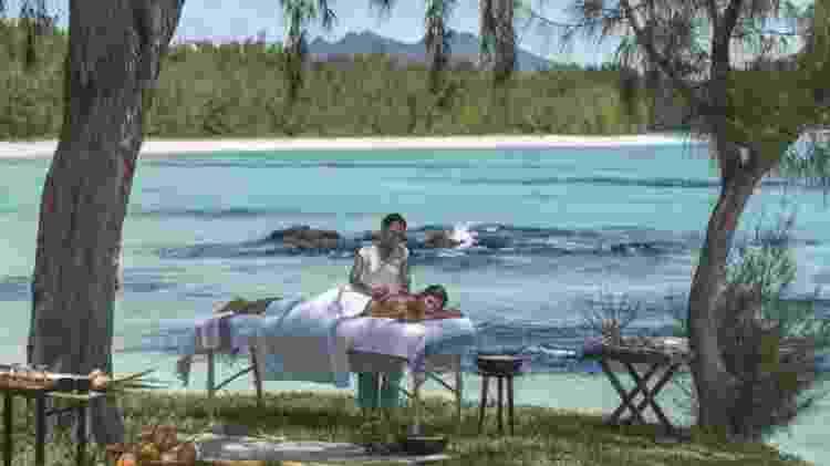 Shangri-La's Le Touessrok Resort & Spa, na Ilha Maurício - Divulgação/Shangri-La's Le Touessrok Resort & Spa - Divulgação/Shangri-La's Le Touessrok Resort & Spa