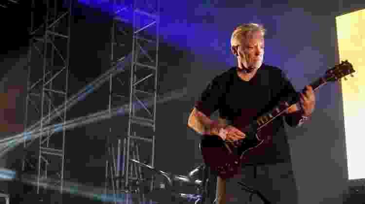 Bernard Sumner se apresenta com o New Order - Getty Images/Coachella  - Getty Images/Coachella