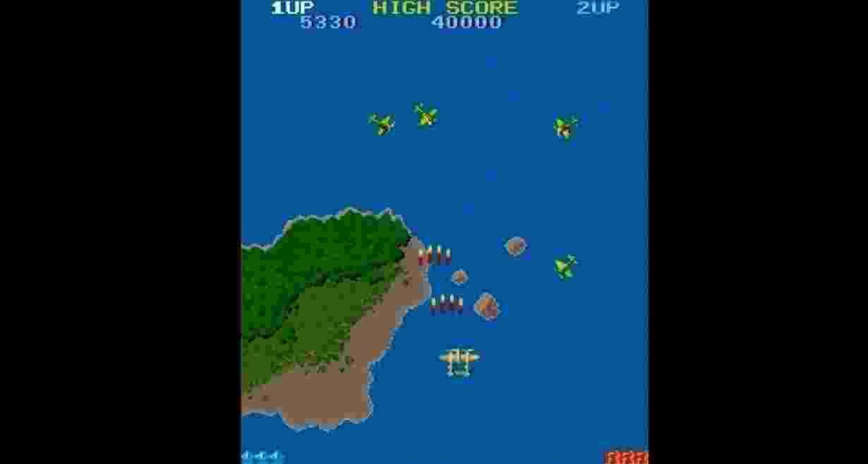 Capcom - 1942 - Reprodução
