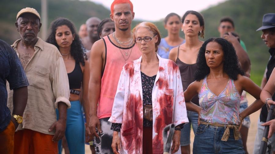 """Cena do filme """"Bacurau"""", dirigido por Kleber Mendonça Filho e Juliano Dornelles - SBS Distribution"""