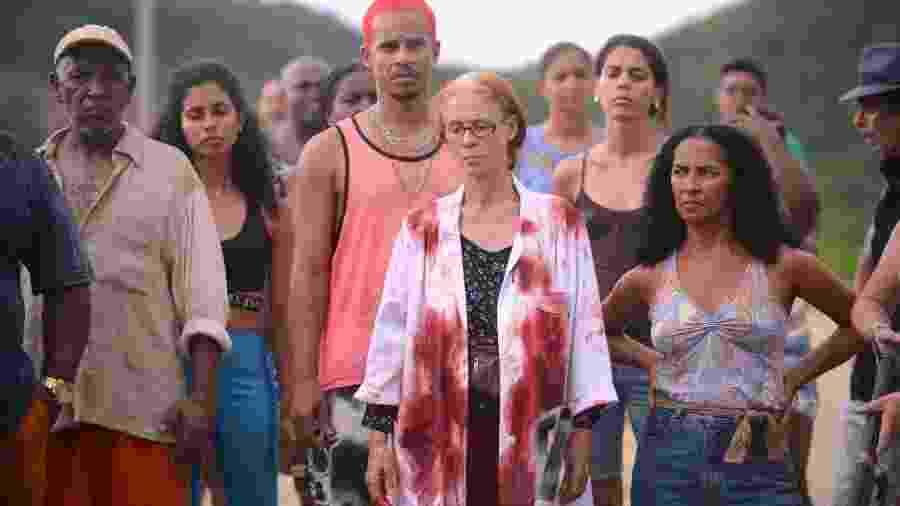Cena do filme Bacurau, dirigido por Kleber Mendonça Filho e Juliano Dornelles - SBS Distribution