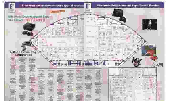 A organização da primeira E3 - Reprodução