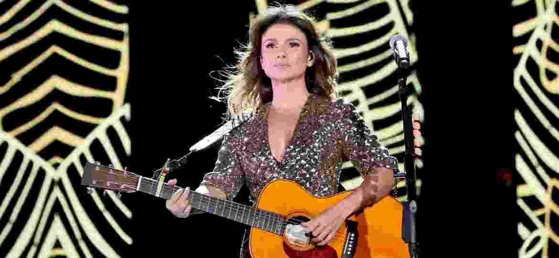 Paula Fernandes grava DVD em sua terra natal, Sete Lagoas (MG) - Manuela Scarpa/Brazil News