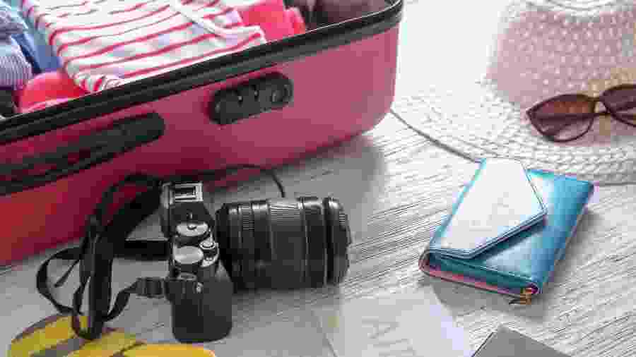 Para quem pretende ficar 30 dias de férias, rever e organizar alguns itens é fundamental - Getty Images/iStockphoto