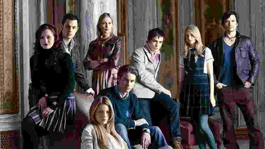 A primeira versão de Gossip Girl ficou no ar entre 2007 e 2012 - Divulgação/IMDb