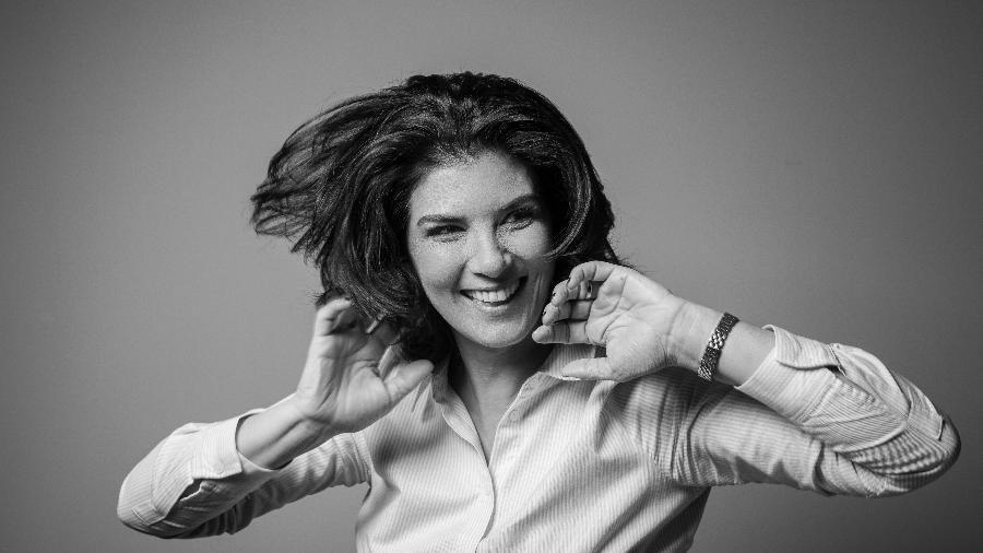 A jornalista Mariana Godoy fala sobre o espaço das mulheres na TV e sobre seu programa Mariana Godoy Entrevista - Lucas Seixas/UOL