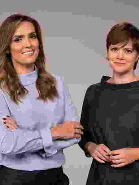 Retrospectiva na Cultura: Karyn Bravo e Ana Paula Couto também estarão entre os seus apresentadores  - Nadja Kouchi/TV Cultura