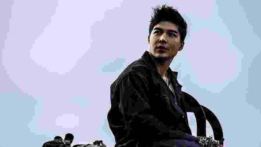 O ator Ludi Lin em Power Rangers - Divulgação