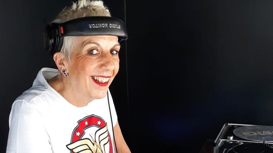 Sonia Abreu, primeira DJ do Brasil, ganha homenagem em SP - Reprodução/Facebook