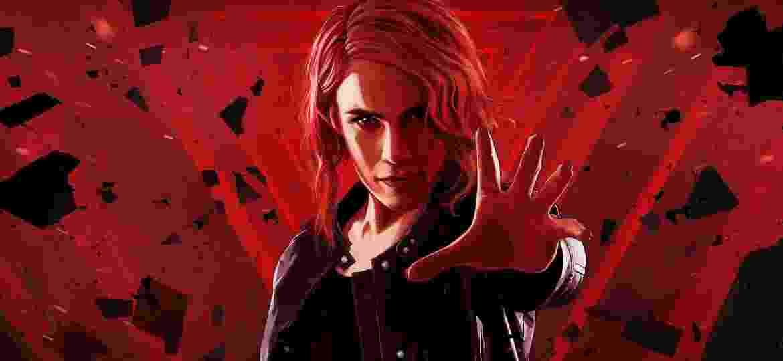 """Jesse Faden é a poderosa protagonista de """"Control"""" - Divulgação"""