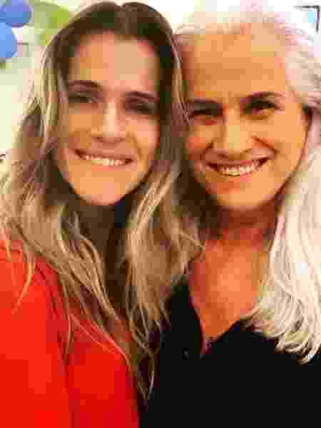 Ingrid Guimarães e Vera Holtz - Reprodução/Instagram