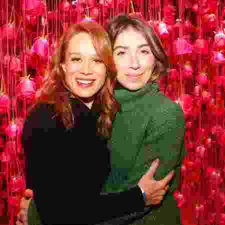 Mariana Ximenes e Paula Costa promovem show no MASP - Divulgação