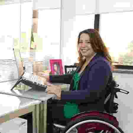 Carolina Ignarra, da consultoria Talento Incluir - Arquivo pessoal