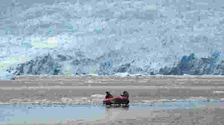 Glaciar San Rafael - Mari Campos/UOL - Mari Campos/UOL