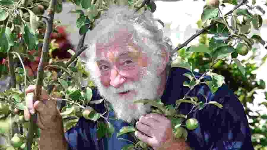 David Bellamy morreu aos 86 anos - Reprodução/The Sun