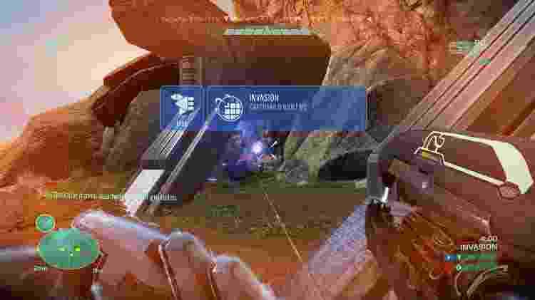 Halo Reach Invasion - Reprodução - Reprodução