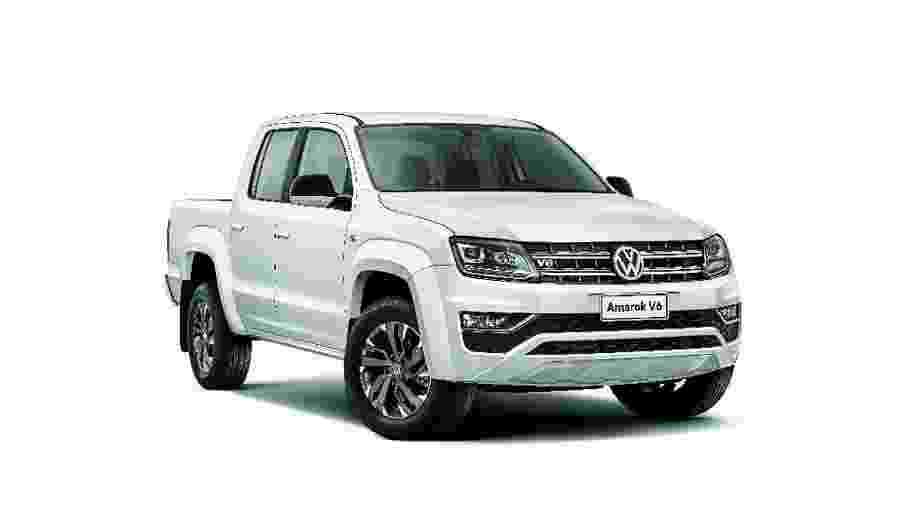 VW Amarok 2020 - Divulgação