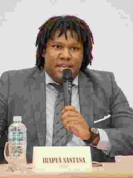 Irapuã Santana, que se beneficiou das cotas raciais, é, hoje, procurador do município de Mauá - Rafael Iglesias