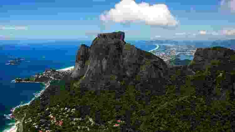 Pedra da Gávea, no Rio de Janeiro - iStock
