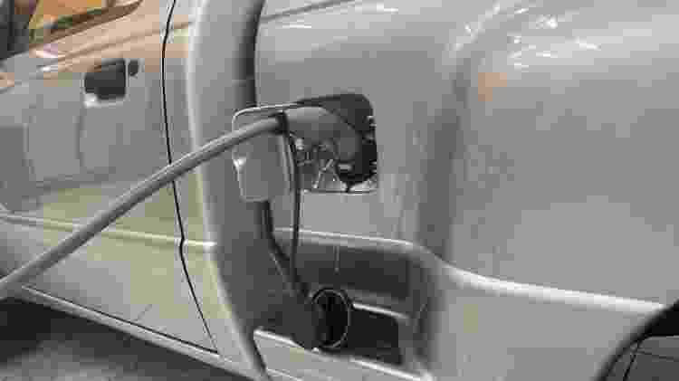 Ranger elétrica 3 - Henderson Martins/Acervo pessoal - Henderson Martins/Acervo pessoal