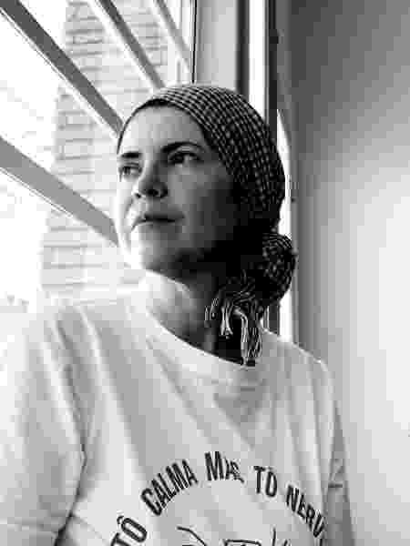 A escritora pernambucana Micheliny Verunschk - Arquivo pessoal
