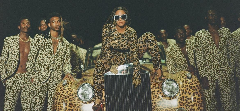 "Beyoncé em ""Black is King"" - Reprodução/Twitter"