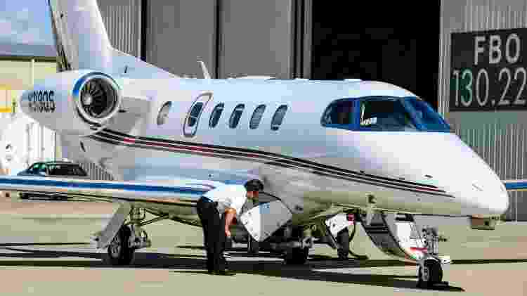Phenom 300 - Getty Images - Getty Images