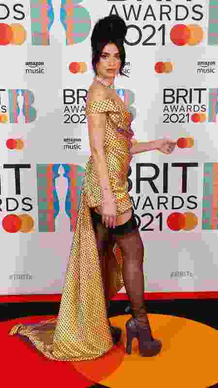 Dua Lipa   BRIT Awards 2021 - Getty Images - Getty Images