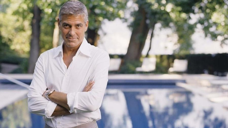 George Clooney e amigos abrem escola para treinar equipes de filmagem - Reprodução