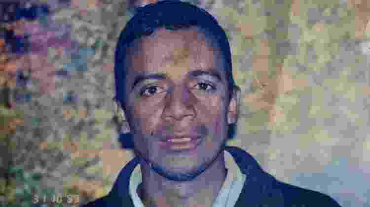 Vagner morreu em 2008, aos 37 anos. Família relata que ele teve problemas de saúde após abandonar o tratamento contra o HIV - Arquivo pessoal - Arquivo pessoal