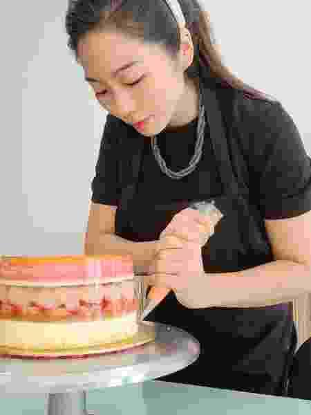 Stephanie Chung, da Blanca Los Angeles - Reprodução - Reprodução